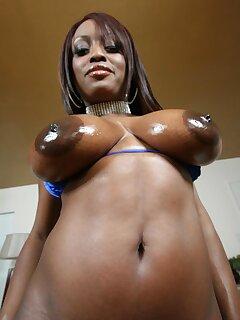 Black Girls POV Pics