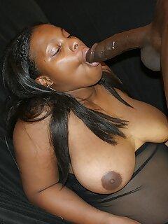 Ebony Oral Pics