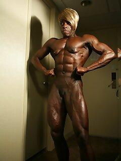 Black Muscle Pics
